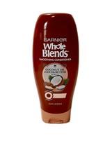 Garnier Whole Blends Conditioner, Coconut Oil - Cocoa Butter 12.5 oz - $4.90