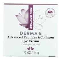Derma E - Peptides Plus Wrinkle Reverse Eye Creme - 14 g - 0.5 oz. - $29.99