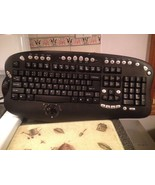 Vintage Cordless Office Keyboard Model No Ez-7000 Battery Operated - $29.99