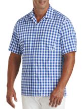 Polo Ralph Lauren Men's Big & Tall Classic-Fit Gingham Shirt Blue-Size 2XLT - $59.99
