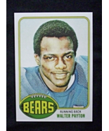 1976 Topps Football #148 Walter Payton [Chicago Bears] Rookie_ Repro - $3.25
