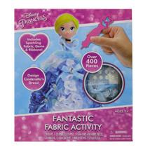 Tara Toys Disney Princess Fantastic Fabric Activity Kit - Cinderella - $24.18
