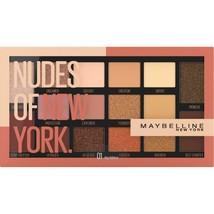 Maybelline Eyestudio Nudes Of New York 16 Pan Eyeshadow Palette, 0.634 Oz. - $23.39
