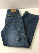 "US POLO ASSOCIATION Carpenter Jeans Boys Size 14 26"" Inseam - $14.77"