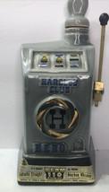 1968 Jim Beam Kentucky Bourbon Harold's Club -Reno, NV Slot Machine Deca... - $31.34