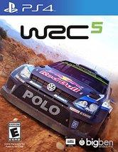 WRC 5 - PlayStation 4 - PlayStation 4 [video game] - $42.52