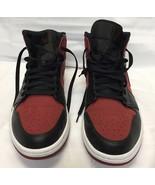 Men's Gently Used Nike Air Jordans Red/Black- 554724-610 Size 12  - $99.99