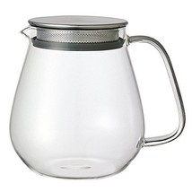 Kinto One Touch Teapot Unity 720 ml Heat-resistant glass with tracking - $44.98