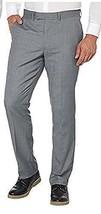 NEW!! Kenneth Cole Men's Precision Fit Dress Trousers Pants Black & White
