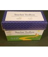 GELDS Teachers Toolbox - #3 - 36-48 Month olds - Bright Start- Damaged box - $39.19