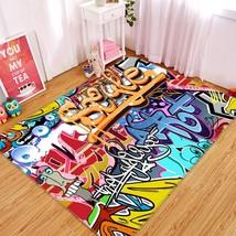 3D Graffiti 255 Non Slip Rug Mat Room Mat Quality Elegant Photo Carpet U... - $106.68+