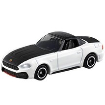 *Tomica No.21 Abarth 124 Spider box - $6.67