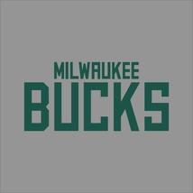 Milwaukee Bucks #10 NBA Team Logo Vinyl Decal Sticker Car Window Wall Cornhole - $6.28+