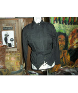 LINA LEE BEVERLY HILLS Vintage Black Spider Blouse Size S - $24.75