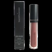 BareMinerals Gen Nude Matte Liquid Lipcolor - Scandal 0.13 fl oz (Pack o... - $19.99