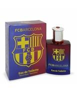 Fc Barcelona Cologne By  AIR VAL INTERNATIONAL  FOR MEN  3.4 oz Eau De T... - $19.50
