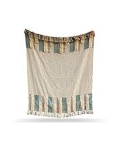 Cotton Handblock Printed Throw Blanket Boho Chick Blanket, Decorative So... - €53,47 EUR