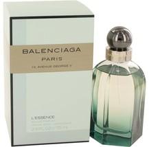 Balenciaga Paris L'essence 2.5 Oz Eau De Parfum Spray  image 2