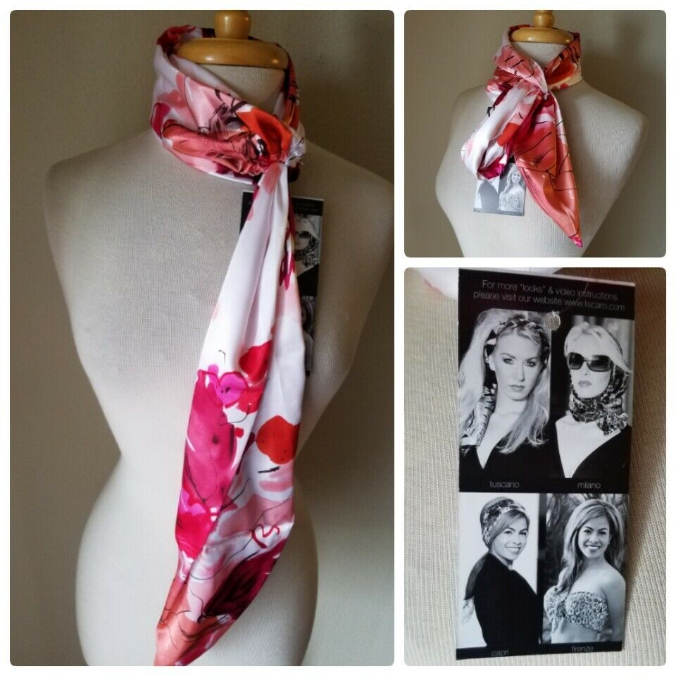 Primary image for Liscaro Scarf Wrap Ultimate Fashion Accessory Devereaux Design Key West Paradise