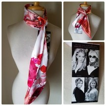 Liscaro Scarf Wrap Ultimate Fashion Accessory Devereaux Design Key West ... - £18.38 GBP