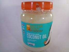 Better Body Foods Coconut Oil 1.75 QT (56 fl oz) 12-B - $29.70