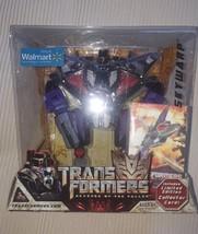 Transformers Revenge of the Fallen Voyager Class SKYWARP NEW Walmart - $39.84