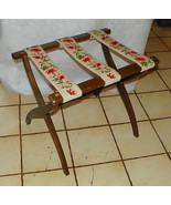 Mahogany Luggage Rack  (RP) - $149.00