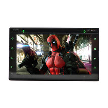 In Dash Navigation GPS Radio w Bluetooth and DVD CD Player 95-01 Ford Ex... - $227.69