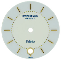 Raymond Weil Fidelio 4702 20mm White Watch Dial - $49.00