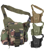 Advanced Tactical Hipster Bag One Strap Military Shoulder Pack MOLLE - $36.99+