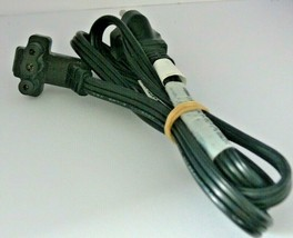 Used Dell Part # K2596 Laptop 3-prong AC Power Cord Tested! - $19.79