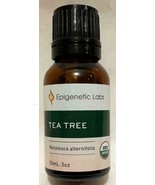 New Epigenetics Lab Tea Tree 15mL Organic Essential Oil - $39.55