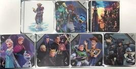 Kingdom Hearts III OSAKA Coaster x7 Sora Riku Kairi Donald Goofy Disney ... - $109.88