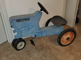 Vintage Blue Ford Pedal F-68 Tractor Car Metal ETRL - $792.00