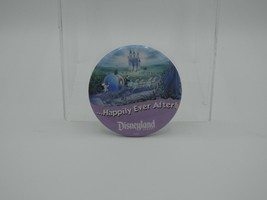 Happily Ever After Large Disneyland Button Pin - $9.41