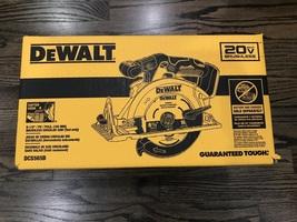 dewalt DCS565 circular saw - $19.99