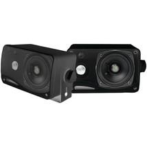 "Pyle Pro Hydra Series 3.5"" 200-watt 3-way Weatherproof Mini-box Speaker - $36.67"