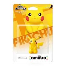 Pikachu No.10 amiibo (for Nintendo Wii U/3DS)  - $78.00