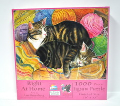 Right at Home Jigsaw Puzzle 1000 Piece - $19.76