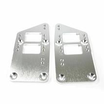 Chevy SB/BB LS LSX LS1 LS2 LS3 LS6 Conversion Swap Motor Mount Adapter Plates