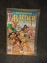Balder The Brave # 3 ( March 1986 , Marvel Comics) - $0.95