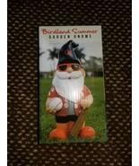 Birdland Summer Garden Gnome Baltimore Orioles non Bobblehead BRAND NEW!!! - $18.23