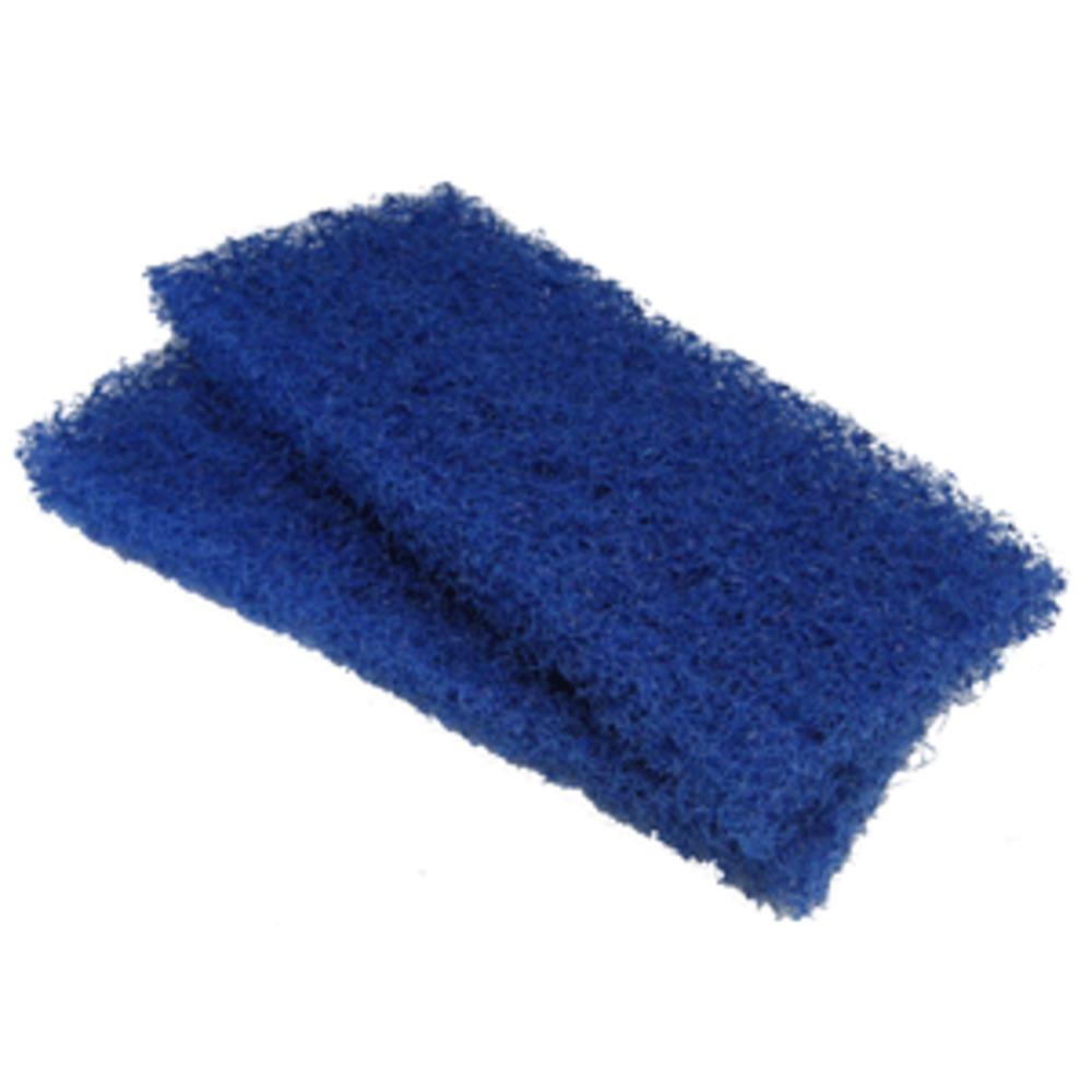Shurhold Shur-LOK Medium Scrubber Pad - (2 Pack)