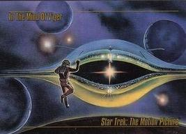 1993 Skybox Star Trek Master Series #57 In the Mind of V'ger M/NM - $2.93