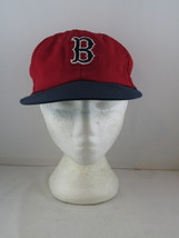 Boston Red Sox Hat (VTG) - Union Made - Adult Elasticback - $65.00