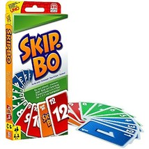 Mattel 52370 Card game - Skip Bo - $26.47