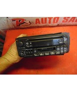 99 00 01 02 03 04 Jeep Grand Cherokee oem CD & cassette player radio p04... - $29.69