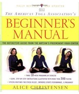 The American Yoga Association's Beginner's Manual  Revised and Updated :... - $12.95