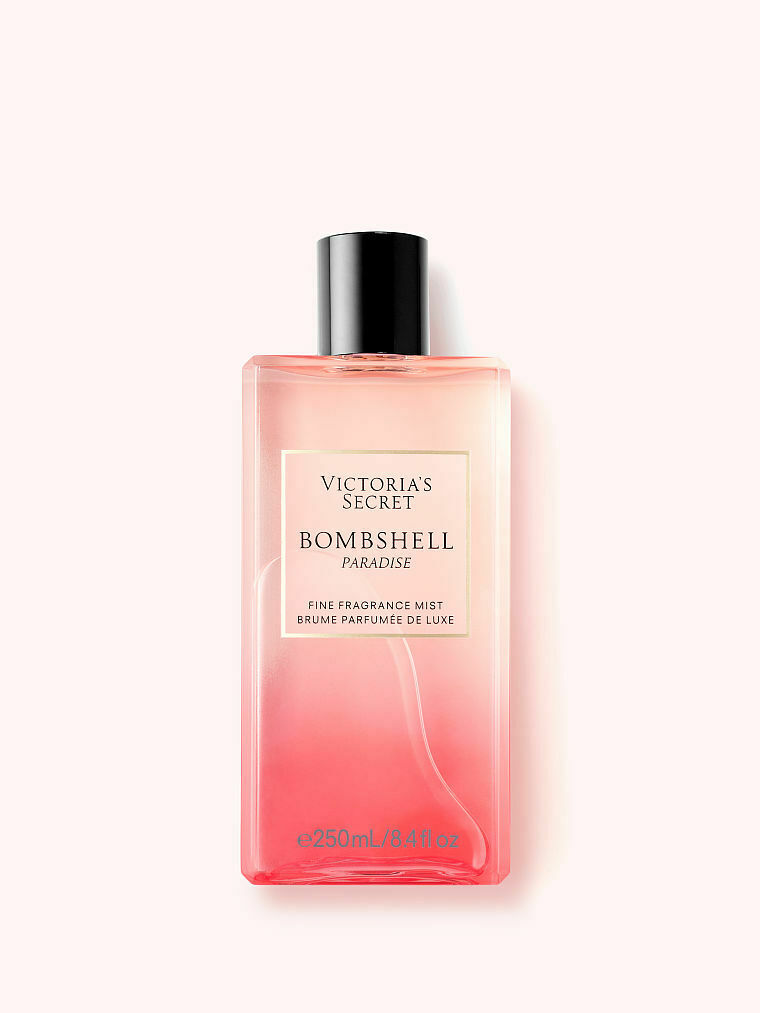 Primary image for Victoria's Secret Bombshell Paradise 8.4 Fluid Ounces Fragrance Mist