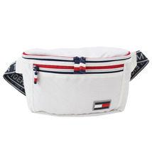 Tommy Hilfiger Cross Body City Trek Adjustable Strap Travel Waist Bag TC090CI9 image 8